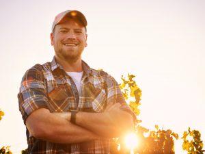 Kläder för arbete inom jordbruket